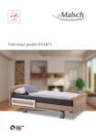 Katalog pečovatelských lůžek AYLEEN )
